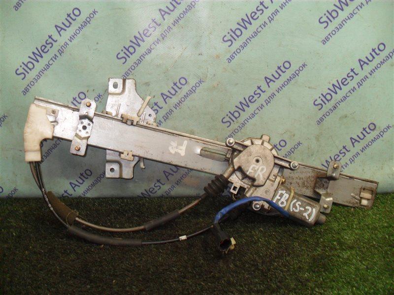 Стеклоподъемник Kia Shuma FB S6D 2004 передний правый