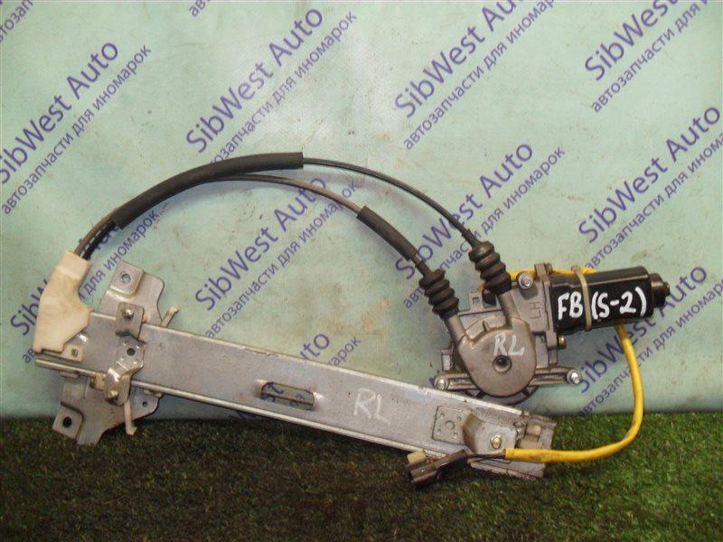 Стеклоподъемник Kia Shuma FB S6D 2004 задний левый