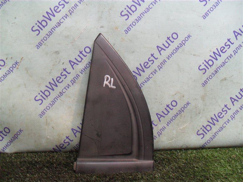 Уголок двери Kia Shuma FB S6D 2004 задний левый