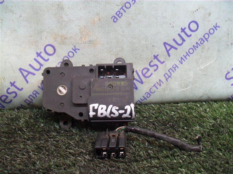 Сервопривод заслонок печки Kia Shuma FB S6D 2004