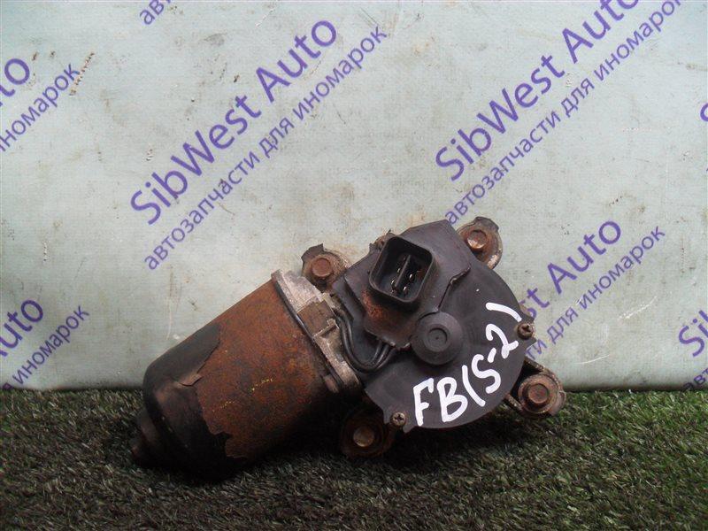 Мотор дворников Kia Shuma FB S6D 2004 передний