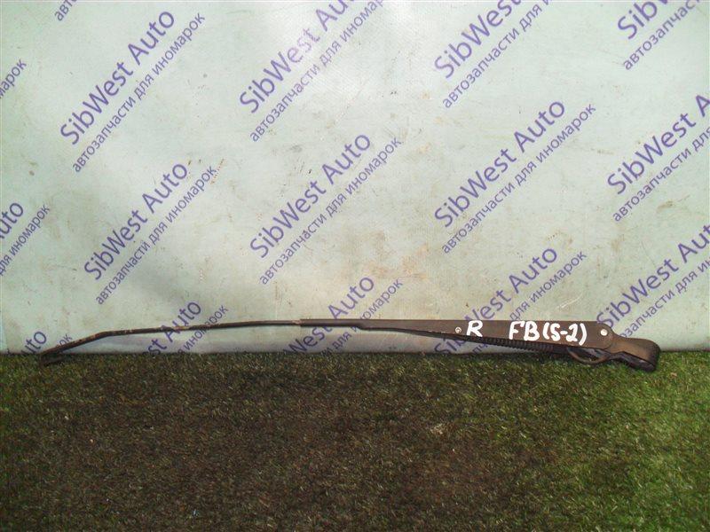 Поводок стеклоочистителя Kia Shuma FB S6D 2004 задний