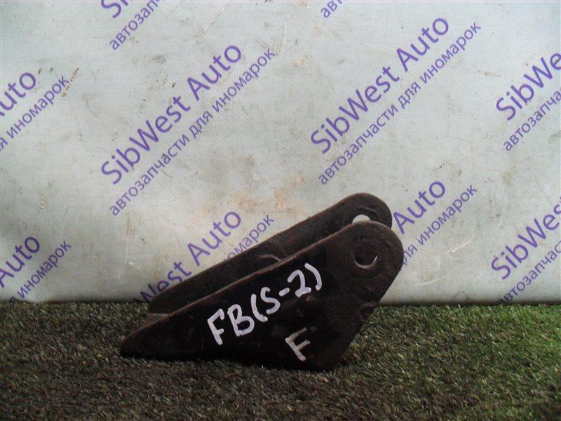 Кронштейн опоры двигателя Kia Shuma FB S6D 2004 передний