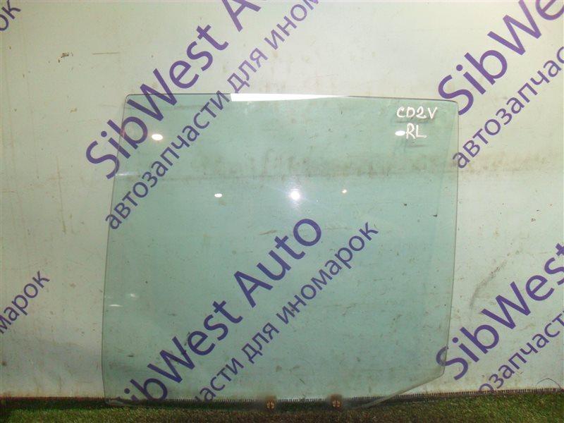 Стекло двери Mitsubishi Libero CD2V 4G15 1993 заднее левое