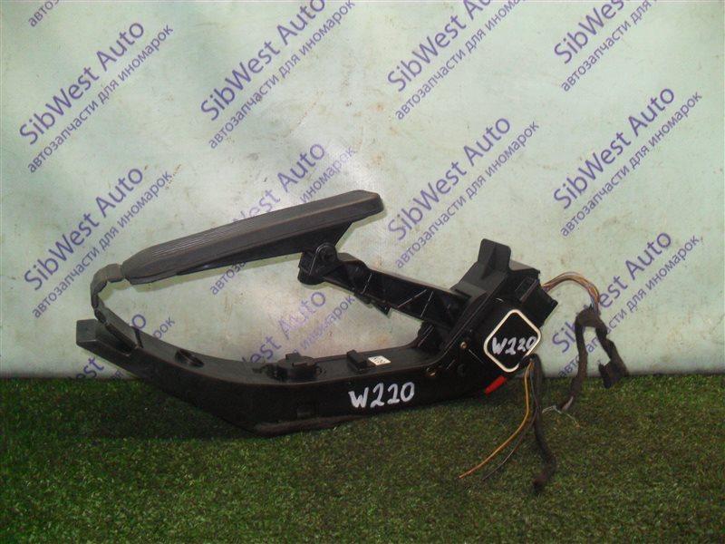 Педаль газа Mercedes-Benz S-Class W220 M113E50 1999