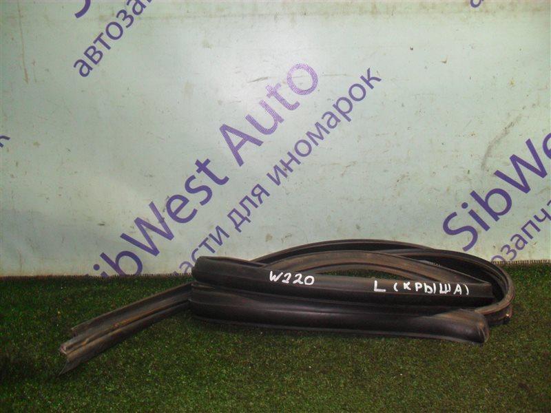 Уплотнение дверное Mercedes-Benz S-Class W220 M113E50 1999 левое