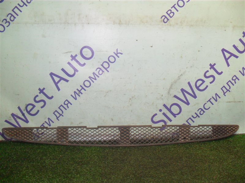 Решетка бампера Mercedes-Benz S-Class W220 M113E50 1999 передняя