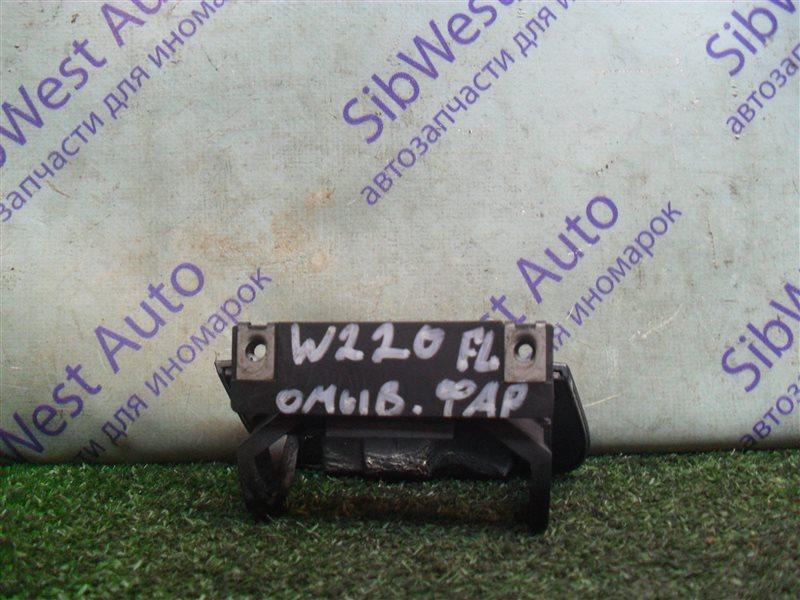 Крышка омывателя фар Mercedes-Benz S-Class W220 M113E50 1999 передняя левая