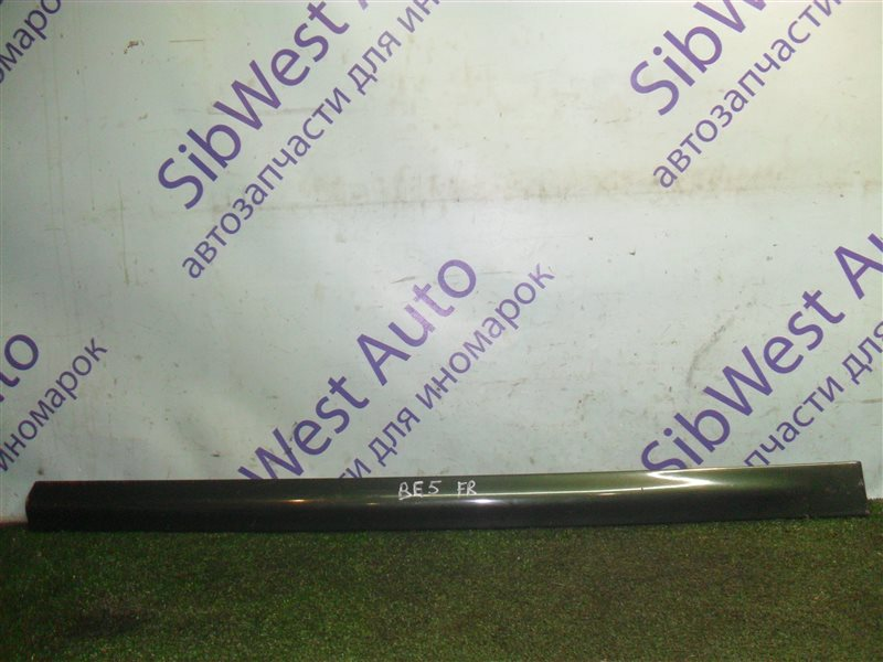 Молдинг на дверь Subaru Legacy BE5 EJ206 передний правый