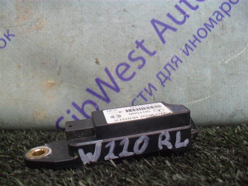 Датчик airbag Mercedes-Benz S-Class W220 M113E50 1999 задний левый