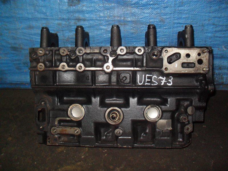 Блок двигателя Isuzu Wizard UES73FW 4JX1 2000