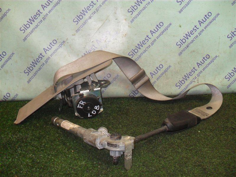 Ремень безопасности Opel Corsa D L08 Z14XEP 2007 передний правый