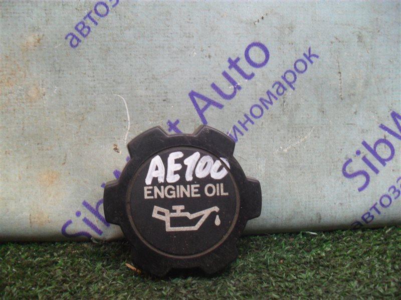 Крышка масляной горловины Toyota Corolla AE100 5A-FE 1993