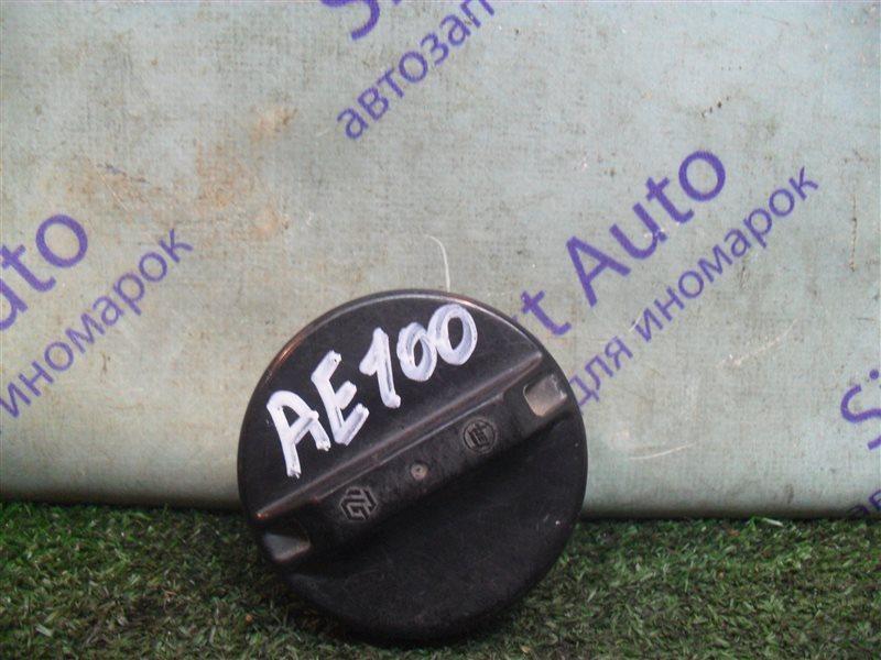 Крышка бензобака Toyota Corolla AE100 5A-FE 1993