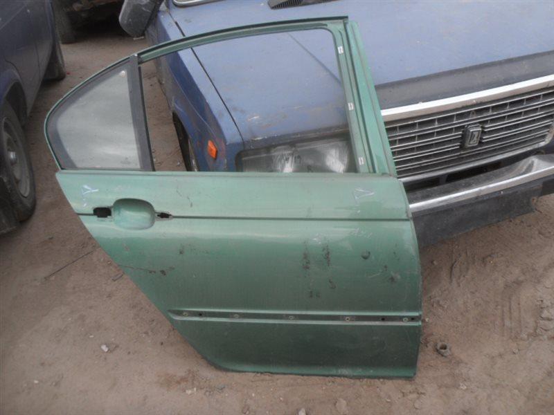 Дверь Bmw 3-Series E46 1998 задняя правая