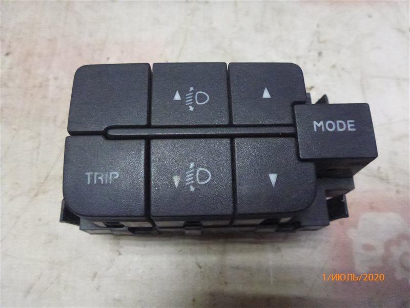 Блок управления корректором фар Iveco Daily 50C15V F1С 2008