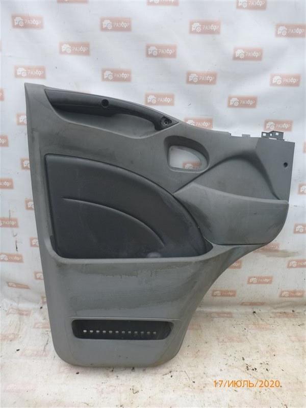 Обшивка двери Iveco Daily 50C15V F1С 2008 передняя левая