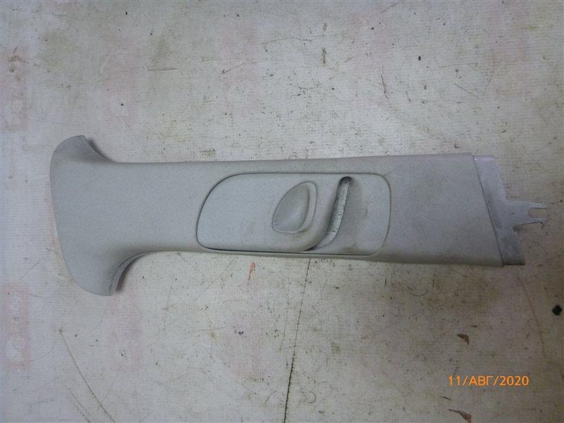 Пластик салона Opel Astra G F70 X16SZR 1999 передний правый