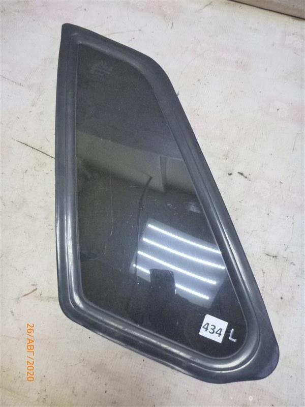 Стекло заднее левое ВАЗ 2115 2001 седан 2111 Б/У