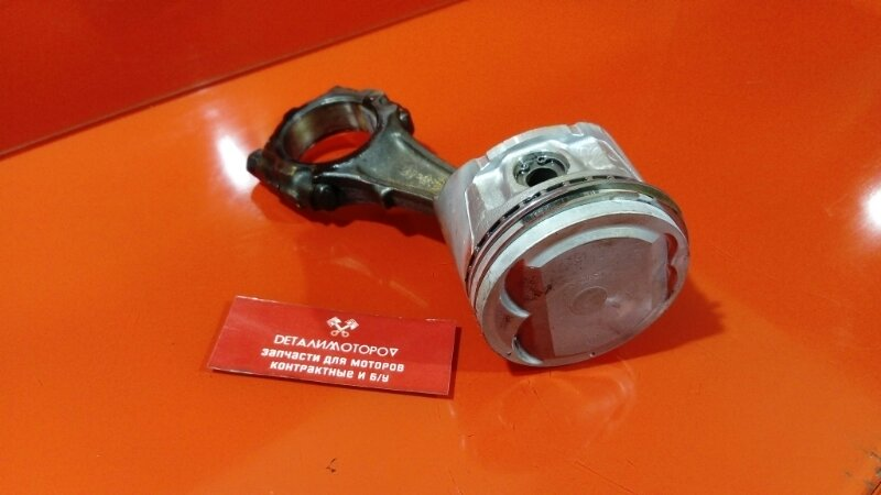 Поршень с шатуном Nissan Cefiro E-LA31 RB20E
