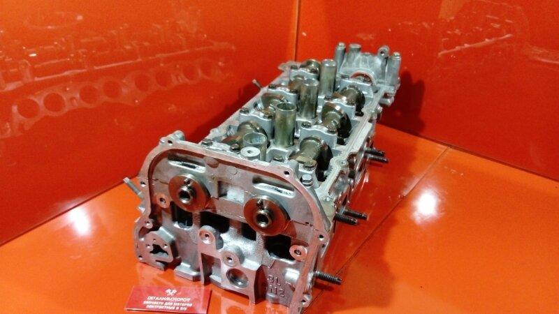 Головка блока цилиндров Nissan Primera TA-WRP12 QR25DD