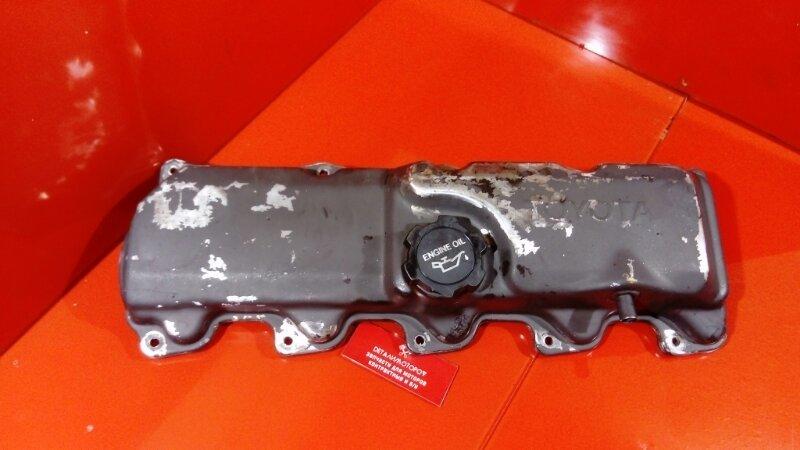Крышка головки блока цилиндров Toyota Chaser Q-LX80 2L