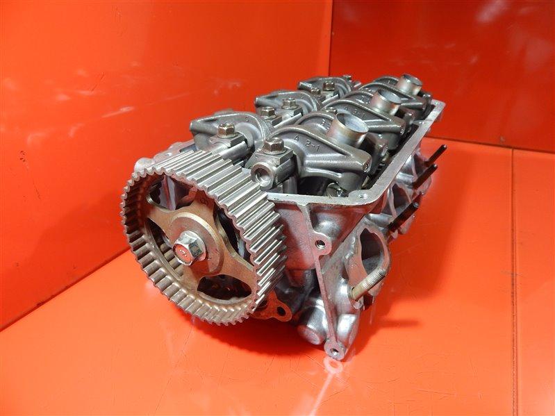 Головка блока цилиндров Mitsubishi Diamante ABA-F34A 6A13