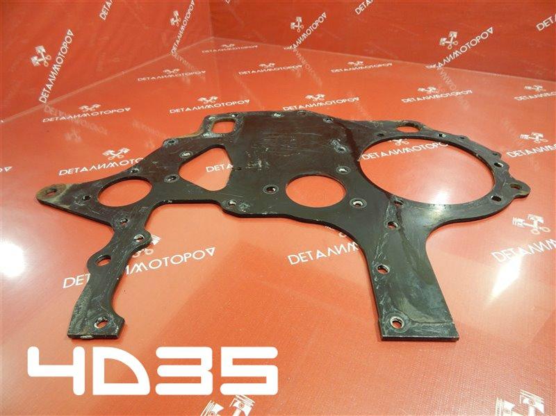 Пластина лобовины Mitsubishi Canter KC-FE508 4D35