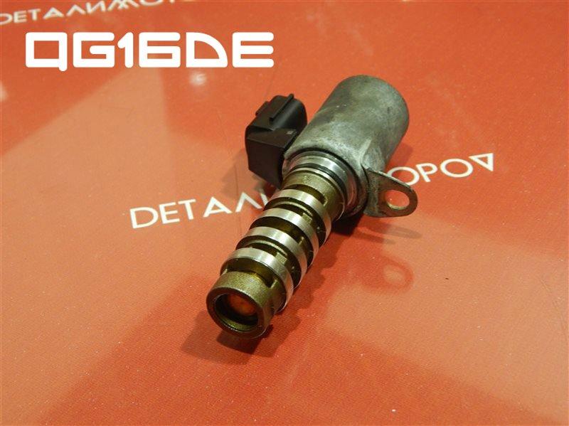 Клапан vvt-i Nissan Almera Classic B10 QG16DE