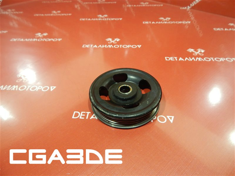 Шкив насоса гидроусилителя Nissan Cube TA-AZ10 CGA3DE