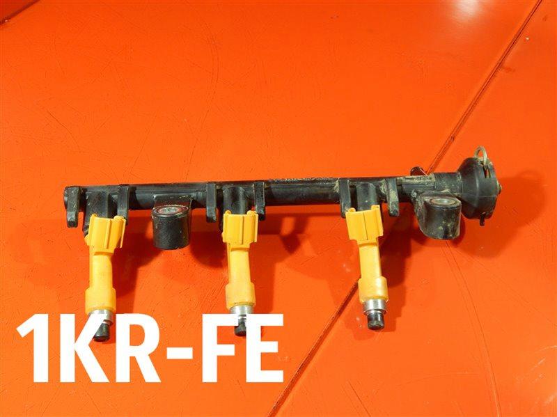 Форсунка Toyota Belta DBA-KSP92 1KR-FE