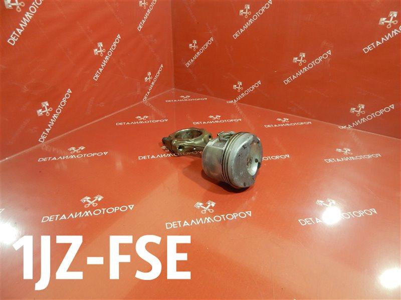 Поршень с шатуном Toyota Brevis TA-JCG15 1JZ-FSE