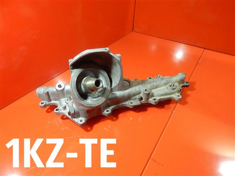 Крепление масляного фильтра Toyota Grand Hiace KH-KCH16W 1KZ-TE