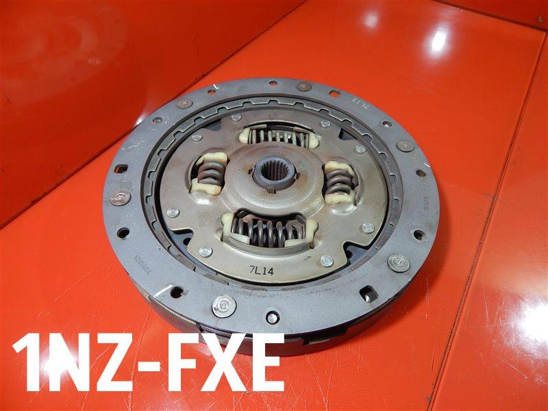 Маховик Toyota Aqua DAA-NHP10H 1NZ-FXE