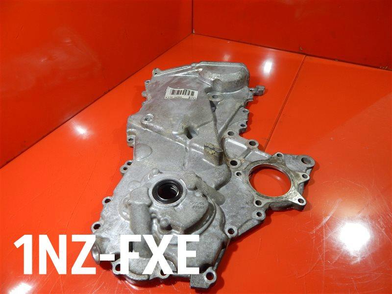 Лобовина двигателя Toyota Aqua DAA-NHP10H 1NZ-FXE