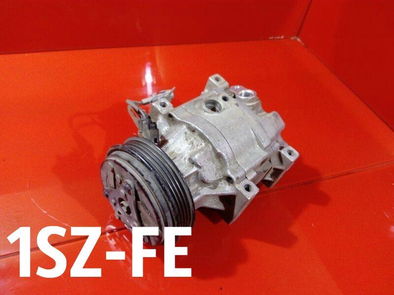 Компрессор кондиционера Toyota Echo SCP11 1SZ-FE