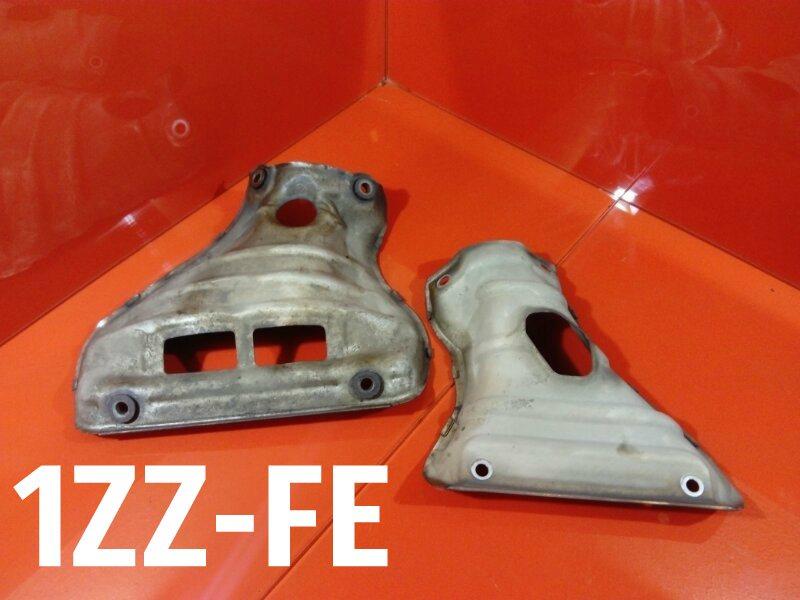 Кожух выпускного коллектора Toyota Allex ZZE122 1ZZ-FE
