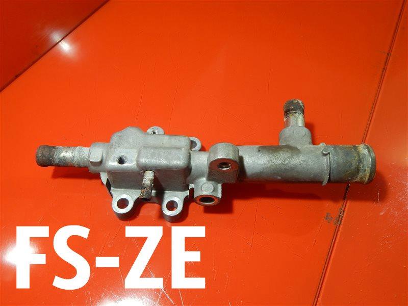 Фланец системы охлаждения Mazda 626 GF FS