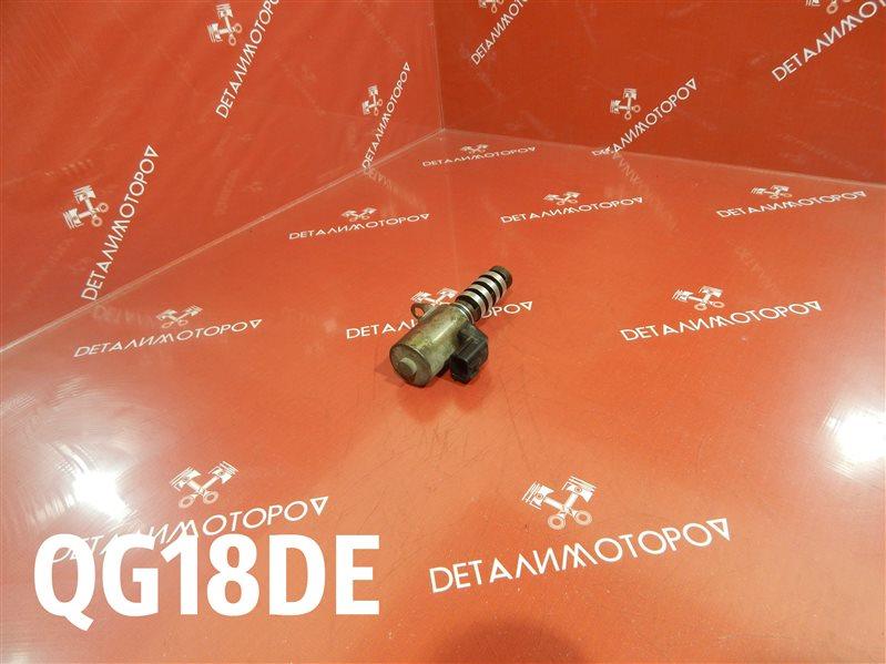 Клапан vvt-i Nissan Ad GK-VHNY11 QG18DE