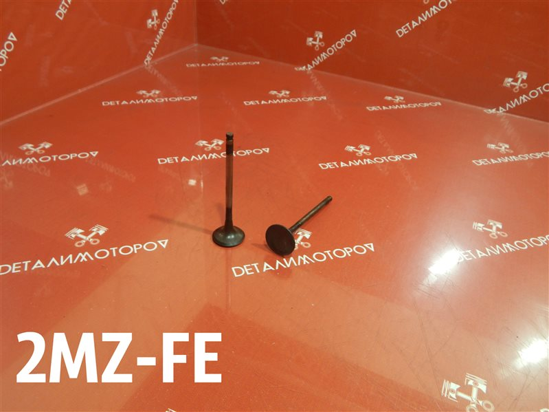 Клапан выпускной Toyota Camry GF-MCV21 2MZ-FE