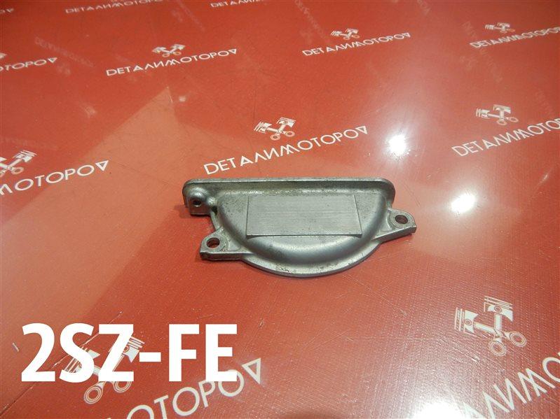 Крышка лобовины Toyota Belta DBA-SCP92 2SZ-FE