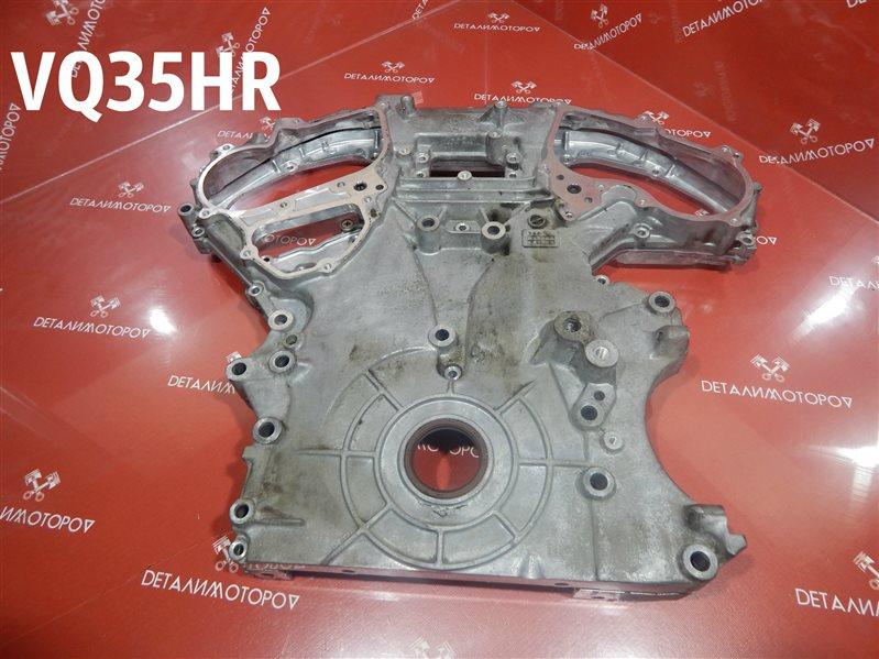 Лобовина двигателя Infiniti Ex35 J50 VQ35HR
