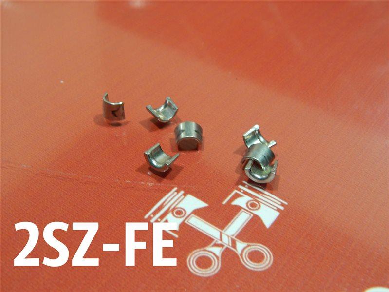 Сухарь клапана Toyota Belta DBA-SCP92 2SZ-FE