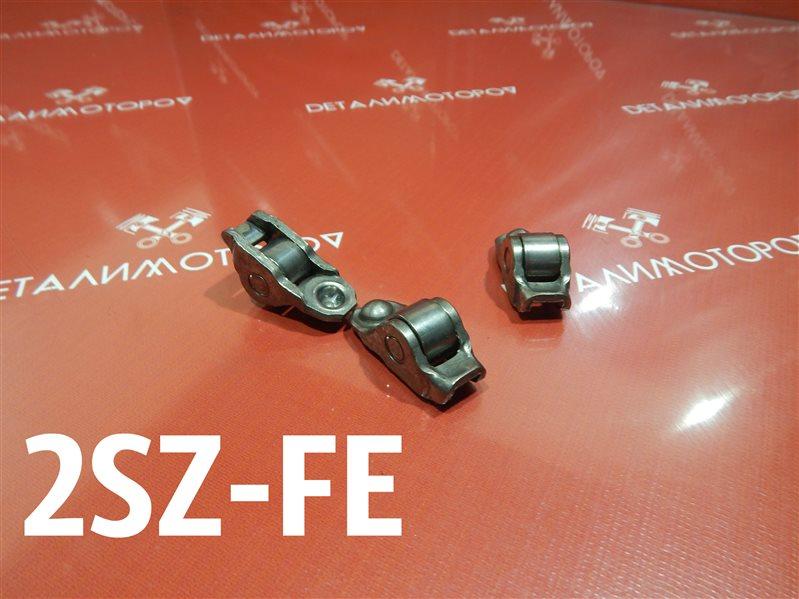 Коромысло клапана Toyota Belta DBA-SCP92 2SZ-FE