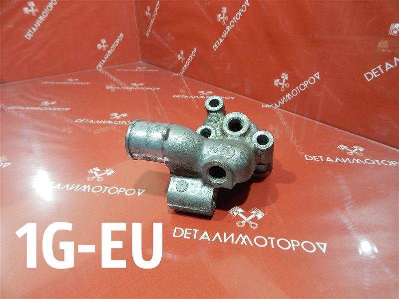Фланец системы охлаждения Toyota Celica E-GA61 1G-EU