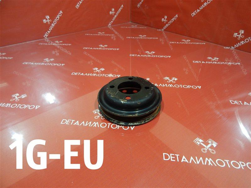 Шкив помпы Toyota Celica E-GA61 1G-EU