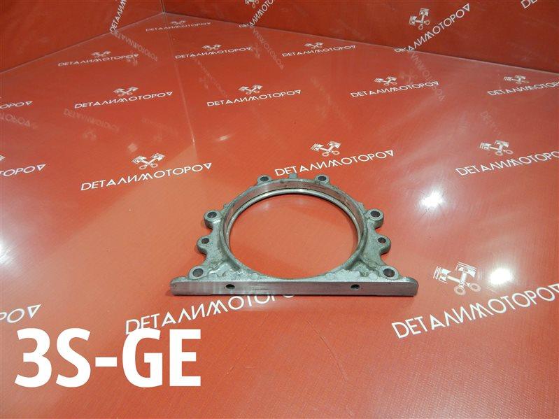 Крышка коленвала Toyota Altezza GH-SXE10 3S-GE