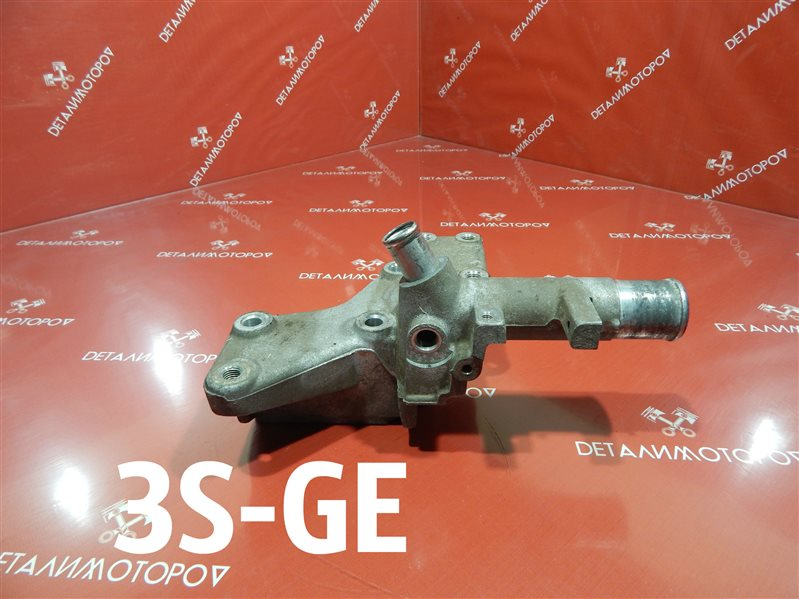 Фланец системы охлаждения Toyota Altezza GH-SXE10 3S-GE