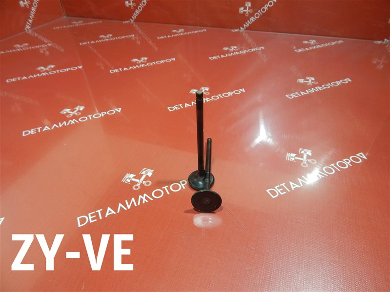 Клапан выпускной Mazda Axela DBA-BL5FP ZY-VE