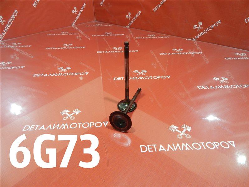 Клапан впускной Mitsubishi Diamante GF-F31A 6G73